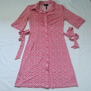 Laundry by Shelli Segal button down dress